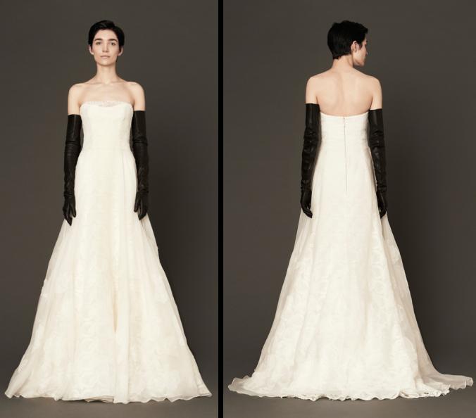 Vera Wang Bridal Collection Spring 2014 - Loveweddingsng12