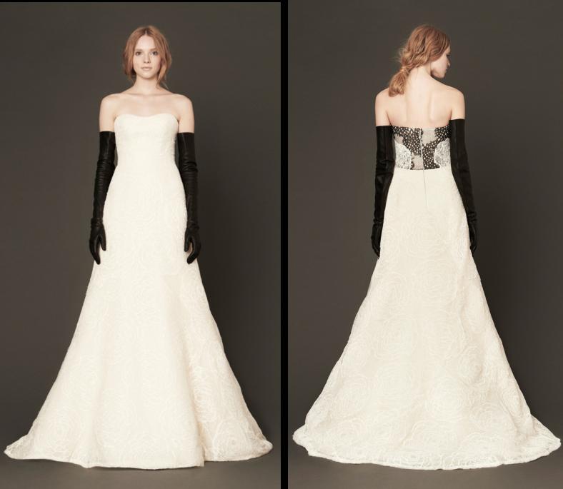 Vera Wang Bridal Collection Spring 2014 - Loveweddingsng13