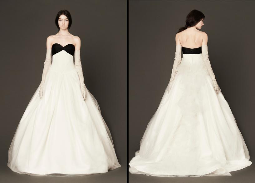 Vera Wang Bridal Collection Spring 2014 - Loveweddingsng14