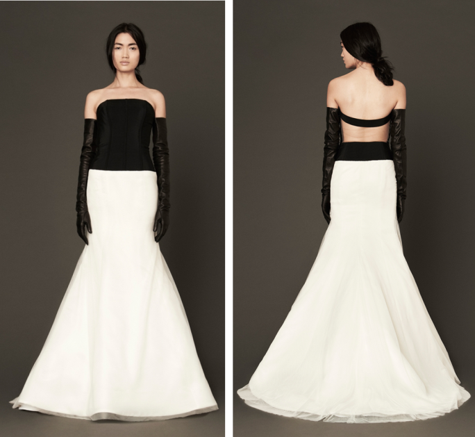 Vera Wang Bridal Collection Spring 2014 - Loveweddingsng16