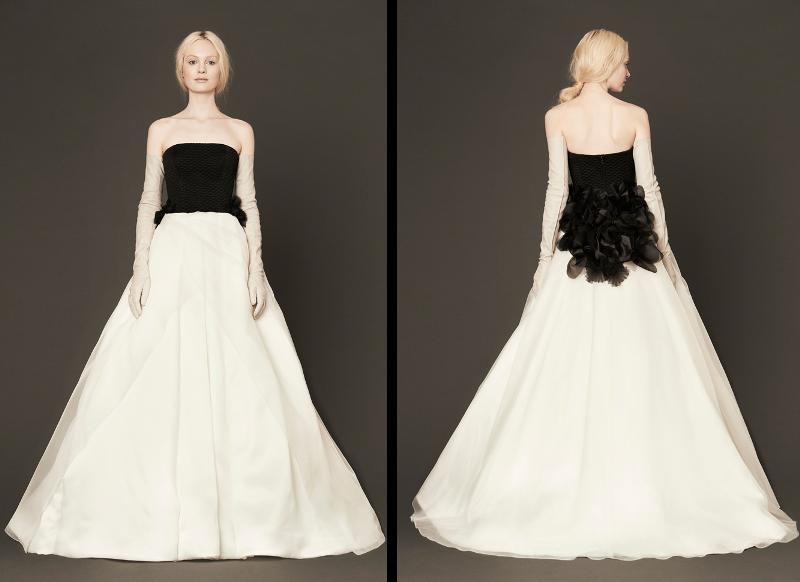 Vera Wang Bridal Collection Spring 2014 - Loveweddingsng2