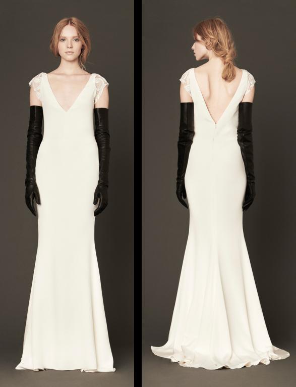 Vera Wang Bridal Collection Spring 2014 - Loveweddingsng3