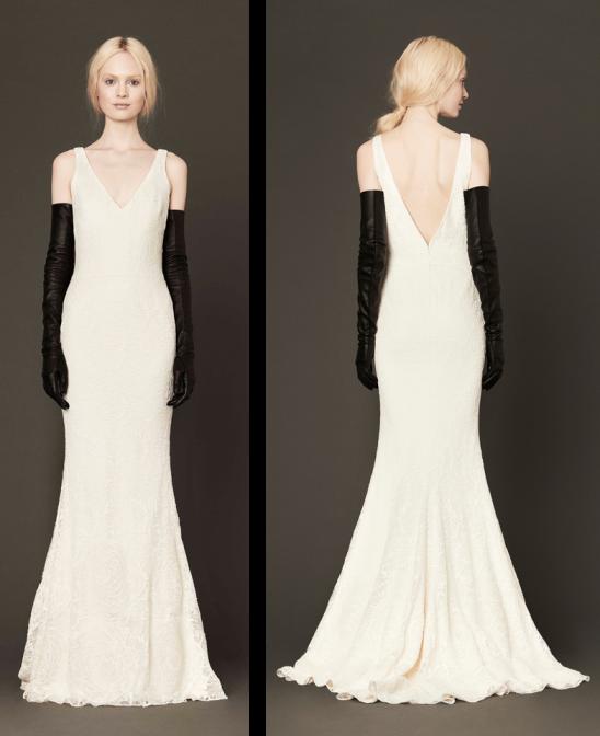 Vera Wang Bridal Collection Spring 2014 - Loveweddingsng4