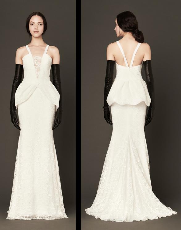 Vera Wang Bridal Collection Spring 2014 - Loveweddingsng5
