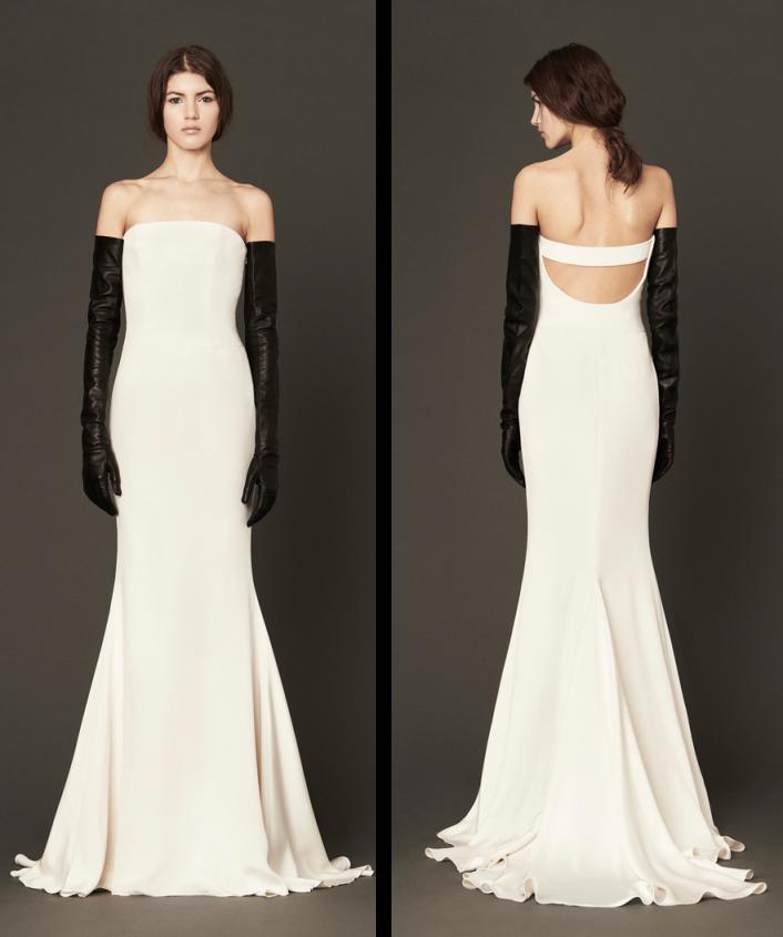 Vera Wang Bridal Collection Spring 2014 - Loveweddingsng6