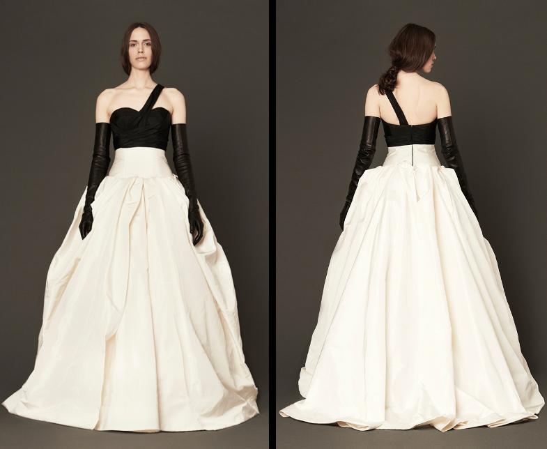 Vera Wang Bridal Collection Spring 2014 - Loveweddingsng7