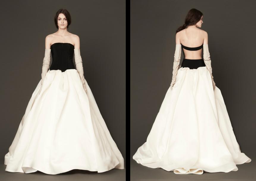 Vera Wang Bridal Collection Spring 2014 - Loveweddingsng8