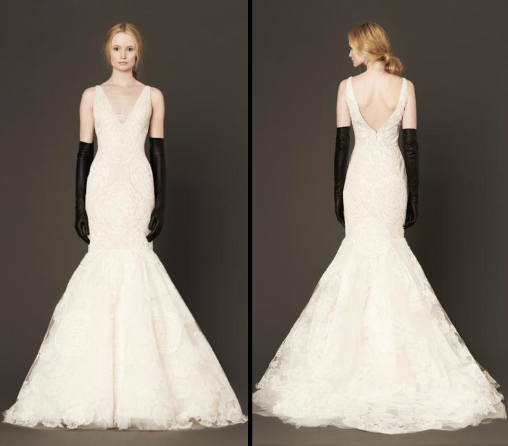 Vera Wang Bridal Collection Spring 2014 - Loveweddingsng9
