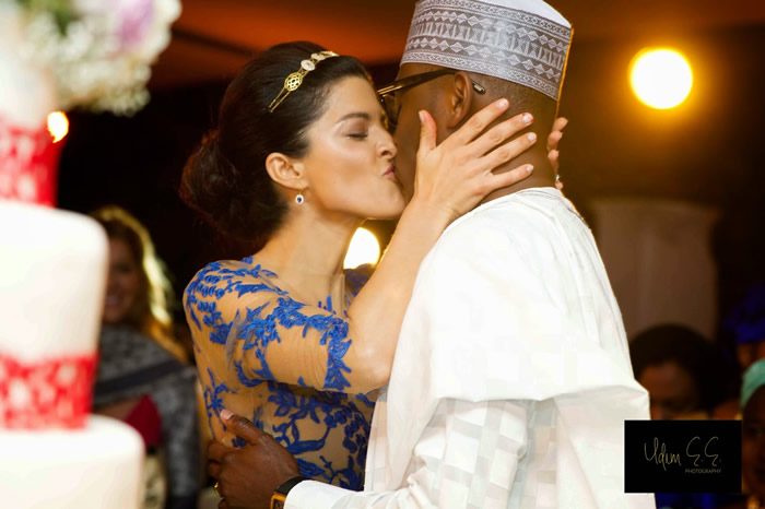 Abba Atiku Abubakar and Mariana Silva Wedding Dubai Loveweddingsng