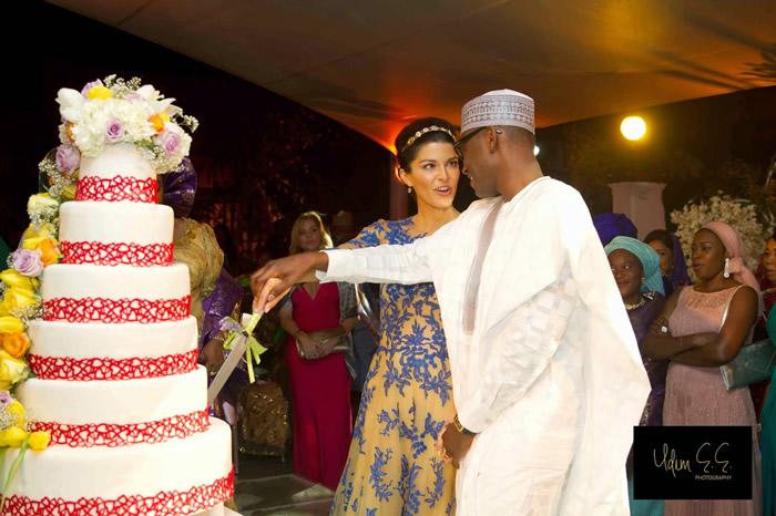 Abba Atiku Abubakar and Mariana Silva's Wedding