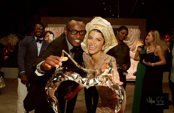 Abba Atiku Abubakar and Mariana Silva Wedding Dubai Loveweddingsng19