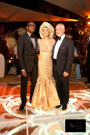 Abba Atiku Abubakar and Mariana Silva Wedding Dubai Loveweddingsng21