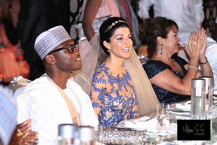 Abba Atiku Abubakar and Mariana Silva Wedding Dubai Loveweddingsng3