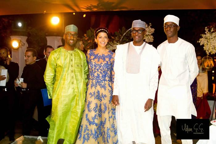 Abba Atiku Abubakar and Mariana Silva Wedding Dubai Loveweddingsng37