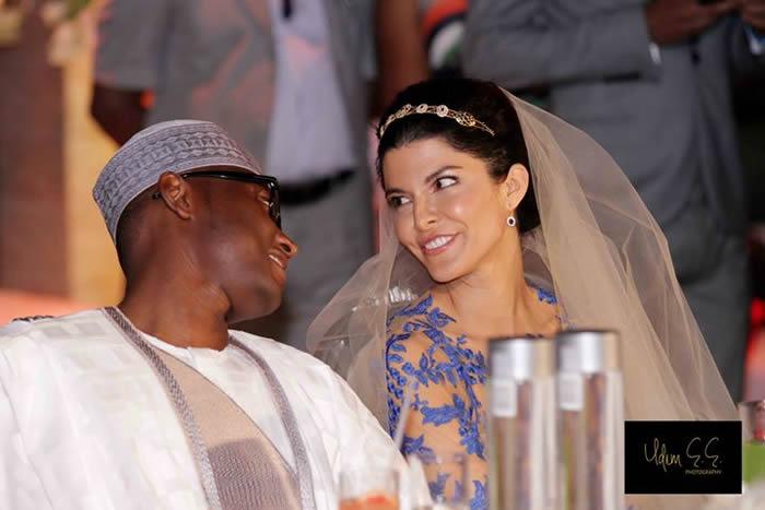 Abba Atiku Abubakar and Mariana Silva Wedding Dubai Loveweddingsng5