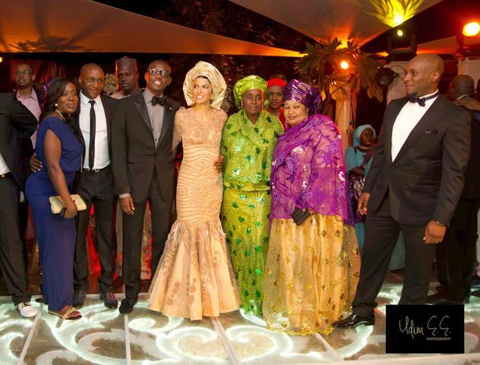 Abba Atiku Abubakar and Mariana Silva Wedding Dubai Loveweddingsng51