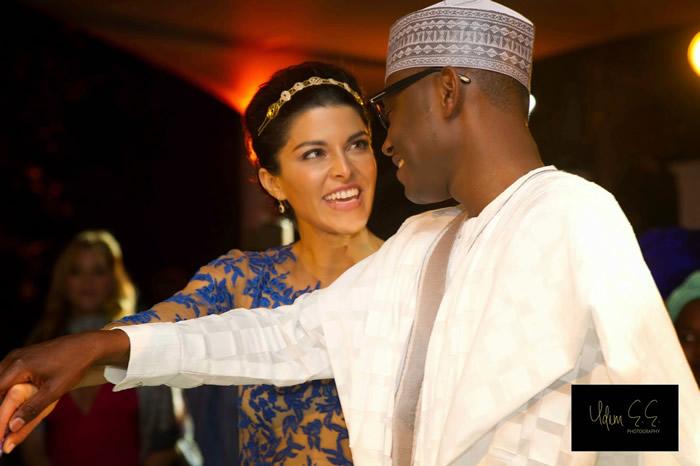Abba Atiku Abubakar and Mariana Silva Wedding Dubai Loveweddingsng8