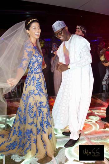Abba Atiku Abubakar and Mariana Silva Wedding Dubai Loveweddingsng9