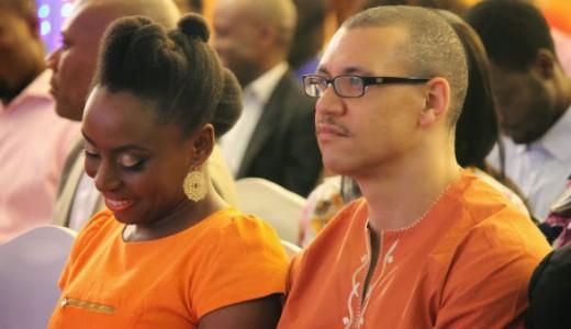 Chimamanda Ngozi Adichie Esega Husband1