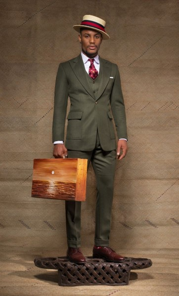 Debonair McMeka Collection Lookbook Loveweddingsng3
