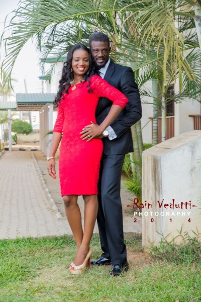 Ese Walter weds Benny Ark Loveweddingsng4