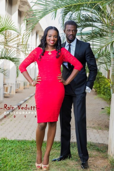 Ese Walter weds Benny Ark Loveweddingsng5