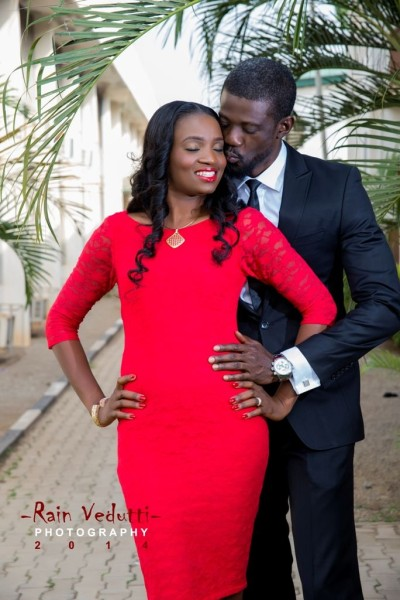 Ese Walter weds Benny Ark Loveweddingsng6