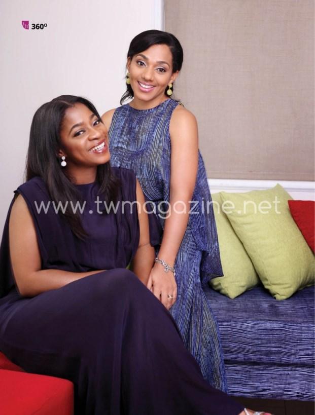 Folake Folarin Coker and Nkiru