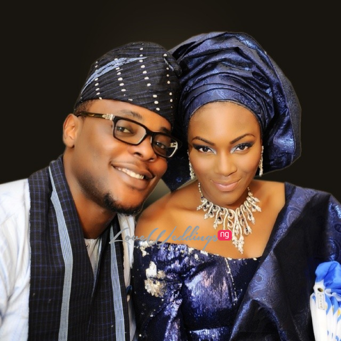 Introduction: Hadiza Raisa Okoya weds Olamijuwonlo Alao-Akala