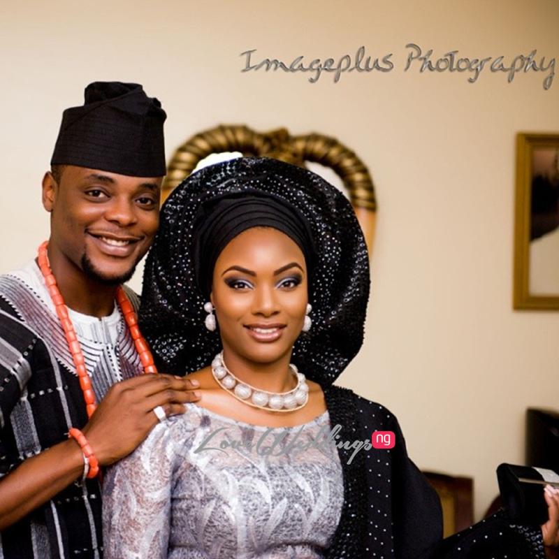 Thanksgiving: Hadiza Raisa Okoya weds Olamijuwonlo Alao-Akala