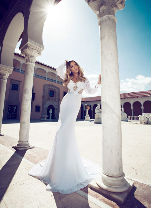 Julie Vino 2014 Collection Loveweddingsng7