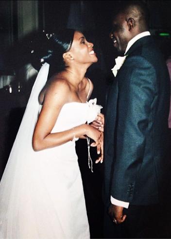 Lisa Folawiyo Wedding Anniversary Loveweddingsng