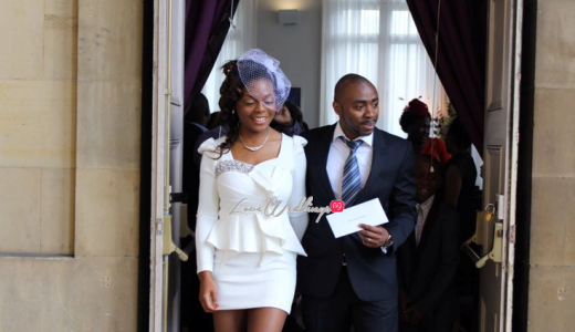Loveweddingsng - Uche and Chidi