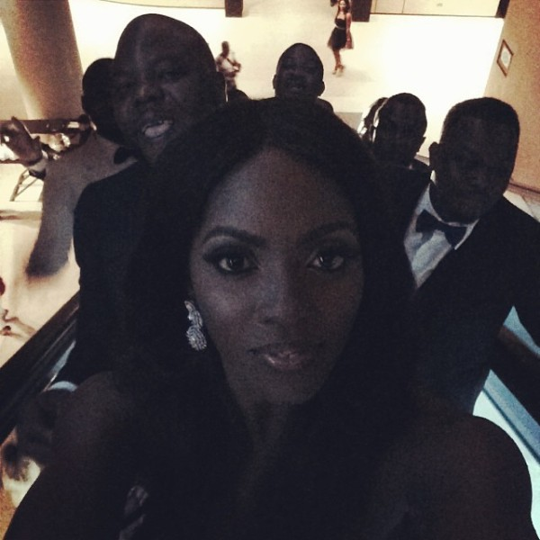 Bride - Tiwa Savage #Selfie