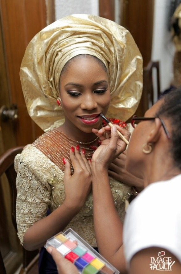 Loveweddingsng: Moses Inwang weds Emem Udonquak