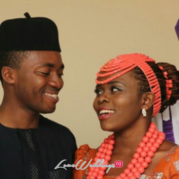 Nigerian Weddings Dabby and Joe Loveweddingsng