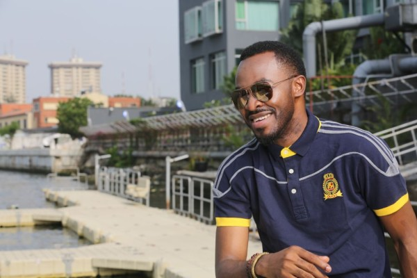 OUCH Bryan Okwara and OC Ukeje Loveweddingsng1