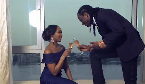 Paul Okoye weds Anita Isama Shola Animashaun Loveweddingsng