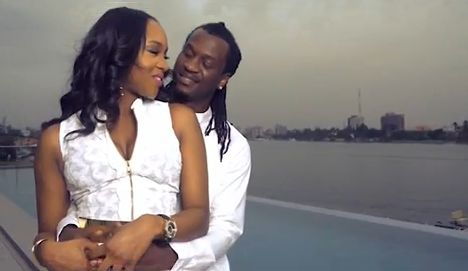 Paul Okoye weds Anita Isama Shola Animashaun Loveweddingsng1