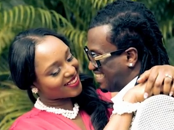 Paul Okoye weds Anita Isama Shola Animashaun Loveweddingsng2