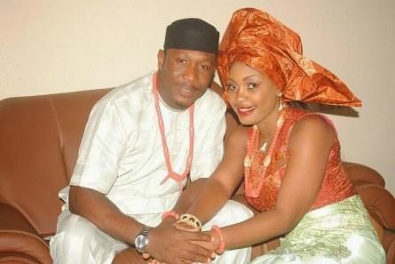 Tchidi Chikere weds Nuella Njubigbo Loveweddingsng12