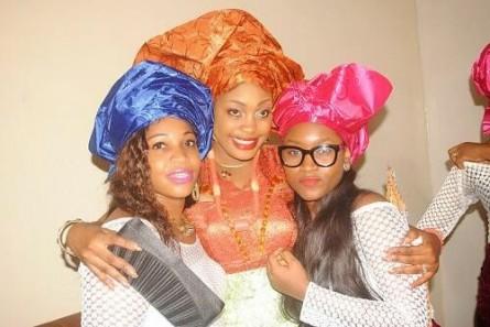 Tchidi Chikere weds Nuella Njubigbo Loveweddingsng7