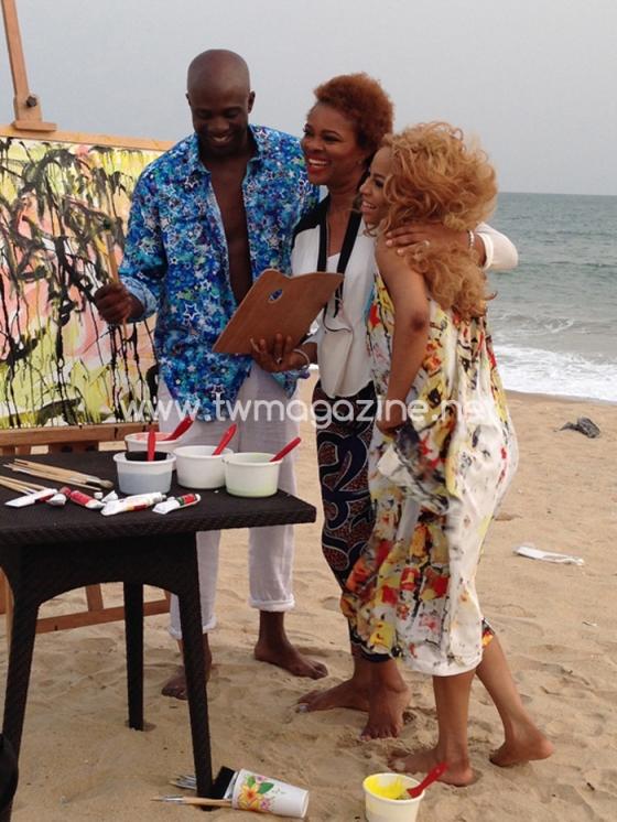 Toke Makinwa Maje Ayida TW Magazine Loveweddingsng