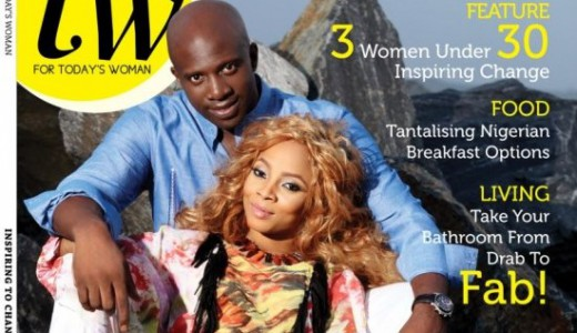 Toke Makinwa Maje Ayida TW Magazine March 2014