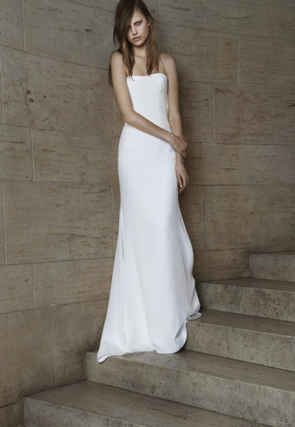 Vera Wang Spring 2015 Loveweddingsng4