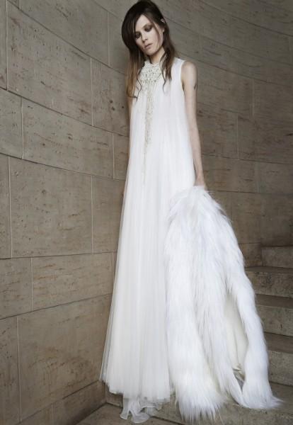 Vera Wang Spring 2015 Loveweddingsng6
