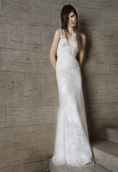 Vera Wang Spring 2015 Loveweddingsng8