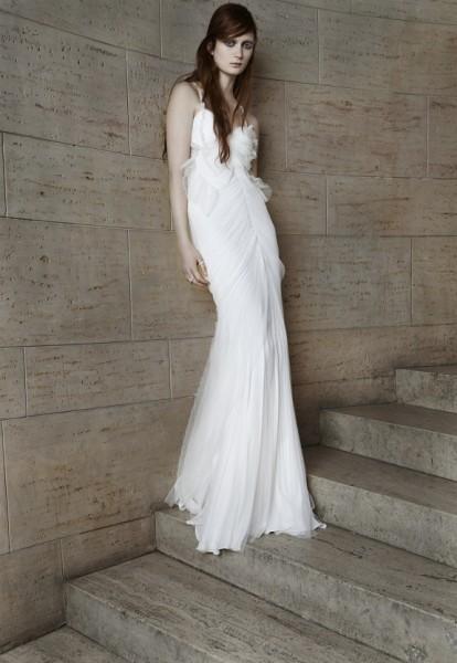 Vera Wang Spring 2015 Loveweddingsng9