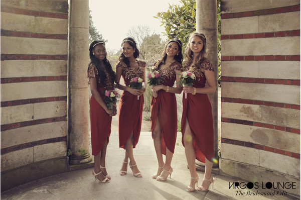 Virgos Lounge – The Bridesmaids Edit Loveweddingsng10
