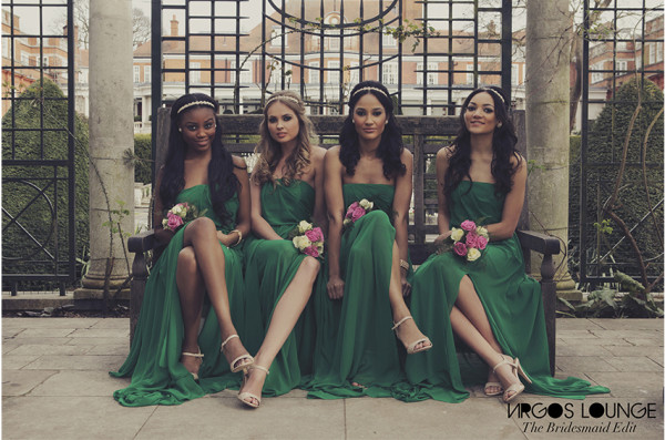 Virgos Lounge – The Bridesmaids Edit Loveweddingsng5